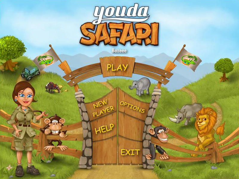 free games for safari